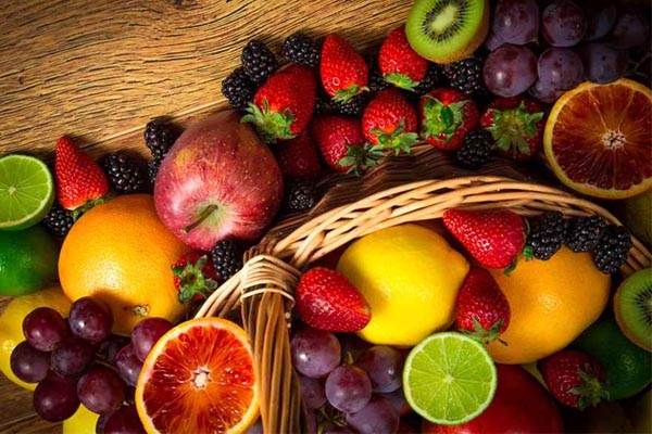 Trái cây nhập khẩu